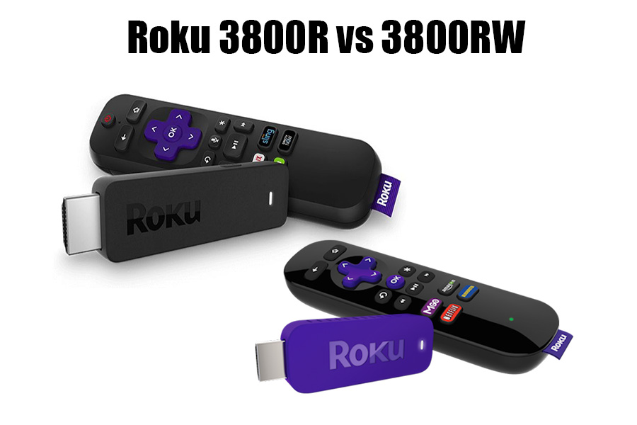 Roku 3800r Vs 3800rw Tvandprojectors Com